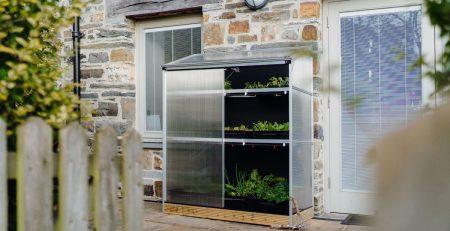 Harvst mini-greenhouse Yard