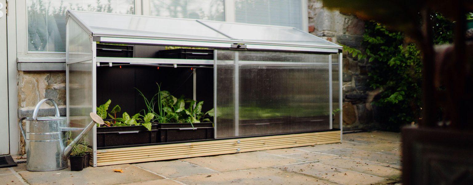 Harvst mini greenhouse