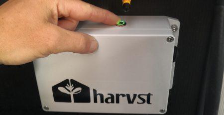 Harvst System upgraded