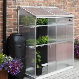 small mini greenhouse
